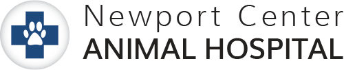 Newport Center Animal Hospital in Newport Beach logo
